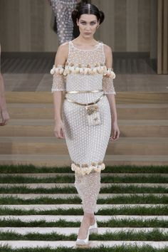 Chanel Spring 2016 Couture Collection #PFW #Chanel