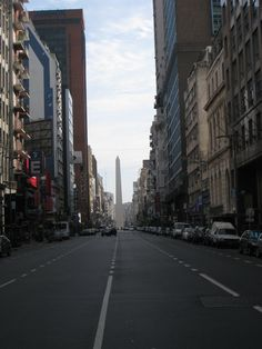 The Streets of Buenos Aires.  Two months till I get to see this! So pretty!
