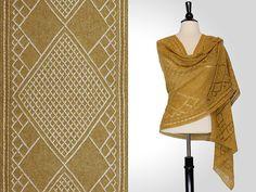 Ravelry: Polo Rectangular Shawl pattern by Steve Rousseau