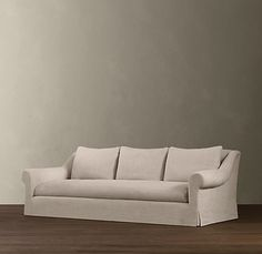 Extra deep family room couch-Rooms | Restoration Hardware