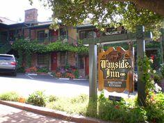 Wayside Inn is located in Carmel Village. It is one of many romantic inns within Carmel.