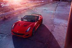 Novitec's New Widebody Ferrari California T N-Largo Designed By Strosek