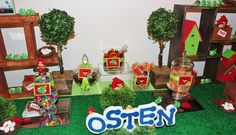 Angry Birds Party #angrybirds #party