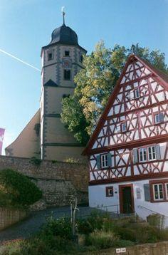 Winterhausen (Würzburg) BY DE