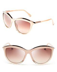 Michael Kors Diana Cat Eye Sunglasses | Bloomingdales