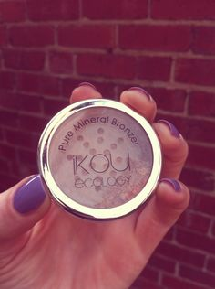 Check out my review of iKOU's vegan makeup range on my blog www.tempehtantrum.wordpress.com