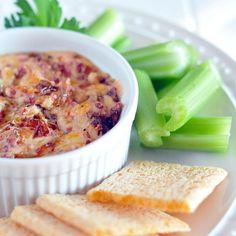 caramelized onion bacon dip