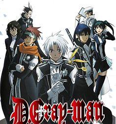 d gray man poster
