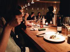 """""""Please take memories not pictures."""" - Abendessen mit einer Foodbloggerin im extrem angesagten Restaurant """"Nobelhart & Schmutzig"""". 10 Gänge 11 Weine 1 Bier 4 Stunden 1 Michelin Stern. Cc @nobelhartundschmutzig @stilinberlin - das war: super! #nobelhartundschmutzig #guidemichelin #berlin by carljakob"""