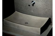 grande vasque en pierre noire to ji shadow poser 70x40 black granit living - Grande Vasque A Poser