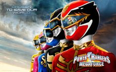 #Megaforce