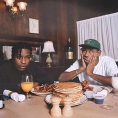 A$ap Rocky and Tyler the Creator