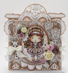 La-La Land Crafts - Marci in Wonderland ♥♥ - Created-By-Silvie-Z.