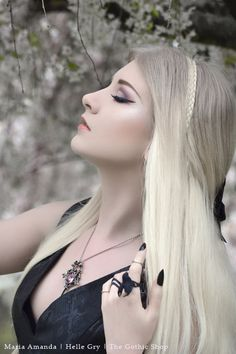 Model/Hair&Makeup/Edit: Maria Amanda Clothing: The Gothic Shop Photographer…