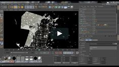 """This is """"cinema 4d speed art - Z cloth explosion all render"""" by Spinoza on Vimeo, the home for high quality videos and the people who love them."""