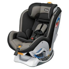 Chicco NextFit Convertible Car Seat. Took 45 minutes to instal but this is probably our best investment!