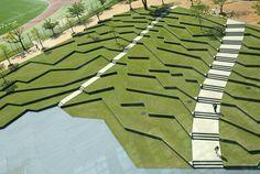 Project: Kyushu Sangyo University Landscape Design - DESIGN NETWORK ASSOCIATES | DNA