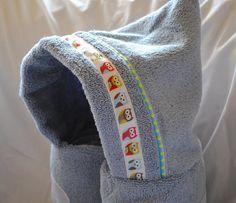 Hooded towel etsy