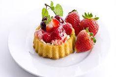 tarta de frutos rojos Cheesecake, Desserts, Food, Tarts, Raspberry, Strawberries, Eating Clean, Soda, Meal