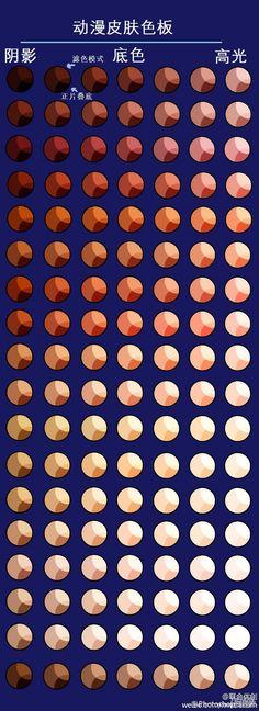 9个SAI...来自拖延症会死的图片分享-堆糖  #sai #paint #digital #art #graphic #tablet #drawing #draw #tutorial