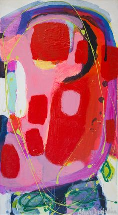 Saatchi Online Artist: Claire Desjardins; Acrylic, 2012, Painting Play Me The Piano 24x48 = $260