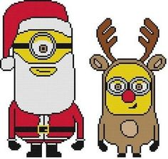Free Cross Stitch Designs Minion Cross Stitch Pattern