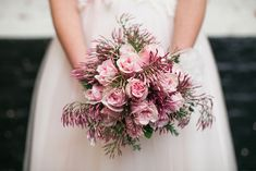 Wedding dress by KAREN WILLIS HOLMES. {The 'Faith' gown} #wedding #weddingdress #karenwillisholmes