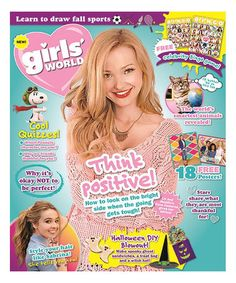 Look what I found on #zulily! Girls' World Magazine Subscription #zulilyfinds