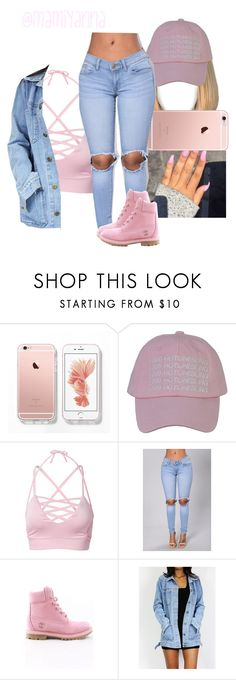 """Heat Of The Moment~Drake 6ix 🙏🏾"" by mamiyanna ❤ liked on Polyvore featuring Timberland"