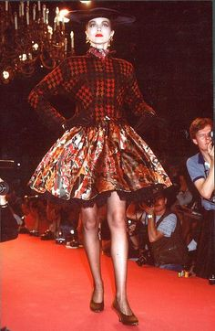 Christian Lacroix Haute Couture 1980 | Recent Photos The Commons Getty…