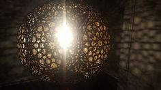 This is a beautiful Moroccan hand made ceiling lantern, 100% pure brass with a one of a kind design that is unique to this piece. This is not the same as those fake brass and machined ceiling lights that are made in China and sold all over the net. This piece took a lot of manual work and you can see that just by looking at the design itself. Devil is in the detail and this design is a rare find. This beautiful piece would add an exotic touch to any room. If you need more than one piece it…