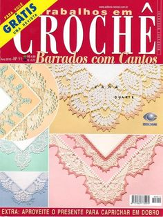 Crochet Patterns And Projects Book : ... crochet ~ pattern books on Pinterest Crochet Magazine, Crochet Books