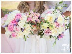 Brides And Bridesmaids, Real Weddings, Bouquet, Crown, Beautiful, Jewelry, Corona, Jewlery, Jewerly