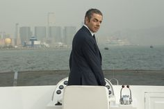 """I always enjoy a good parody, and """"Johnny English Reborn"""" provides just that. It's a well-written comedy and Rowan Atkinson knows how to play an intelligent fool. Watch Netflix, Netflix Movies, Movie Tv, Johnny English Reborn, Tv Shows Online, Hd Wallpaper, Wallpapers, Rowan, Movies And Tv Shows"""