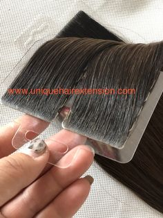 Invisible tape in hair extensions factory, produce the best quality human hair extensions for hair salons and beauty store, the hair very soft, tangle free no shedding, many fashion color you can choose, also can produce your own color ring. Our factory also have many tape in extensions ready to ship, contact us to get your wholesale price! Qingdao Unique Hair Products Co.,Ltd. www.uniquehairextension.com sales@uniquehairextension.com Whatsapp: +8613012555505 Hair Salons, Tape In Hair Extensions, Qingdao, Unique Hairstyles, Color Ring, Fashion Colours, Cut And Color, Hair Products, Tangled