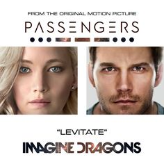 Levitate (From The Original Motion Picture Passengers) by Imagine Dragons - Levitate