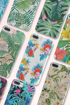 Tropical vibes - dreams of sand and sea, palm trees, exotic blooms, blue sky 🏝️ ☀️🌊 Share with a friend that would like these cases. Available for iPhone or Samsung. Tropical Vibes, Tropical Plants, Palm Trees, Exotic, Bloom, Samsung, Phone Cases, Sky, Dreams