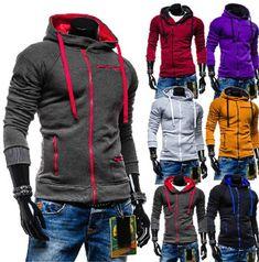 2016 Men's Colorful Pullover Hoodies – eDealRetail