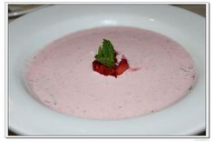 Carnival Cruise Strawberry Bisque, this is the best soup