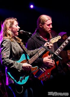 Tedeschi Trucks Band 11/08/14 @ INB Spokane. Blues perfection.