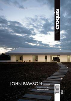 #Arquitectura / Arquitectos EL CROQUIS Nº 158 / John Pawson 2006-2011 - VV.AA #ElCroquis