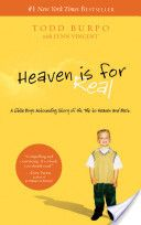 Heaven Is for Real- sweet story of a little boy and his amazing near-death journey.  Made me think long and hard about my perceptions of heaven!