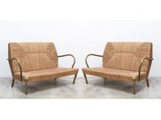 Galerie Half Chairs on 1st Dibs | Remodelista