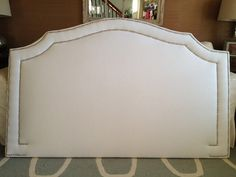 Hey, I found this really awesome Etsy listing at https://www.etsy.com/listing/119361832/queen-notched-upholstered-headboard
