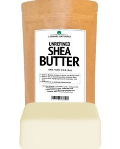 Save 50% Off Today Only! Grab Your Favourite 100% Organic Unrefined Raw lvory Shea Butter: http://www.amazon.com/dp/B00RM35FYE