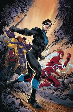 Cover of Nightwing #15