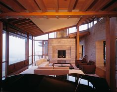 Brian Dillardu0027s Dry Creek House. See More. Bohlin Cywinski Jackson | Blue  Mountain Estate