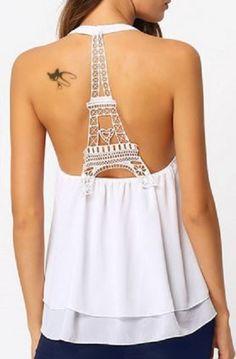 Love the Eiffel Tower!