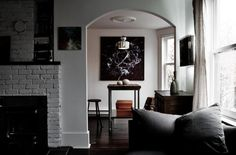 Acquatinta Suspension Lamp at home