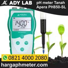 jual pH meter tanah digital Apera PH850-SL Ph Meter, Coconut Water, Digital